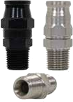 Speedflow 274 Series Male NPT Adapter Hose Ends